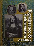 img - for Renaissance & Reformation Almanac, Vol. 1 book / textbook / text book