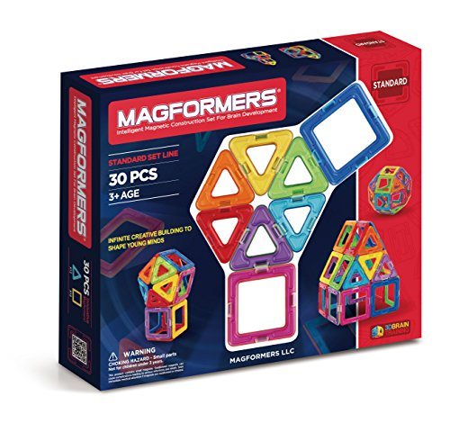 Magformers Magnetic Building Set