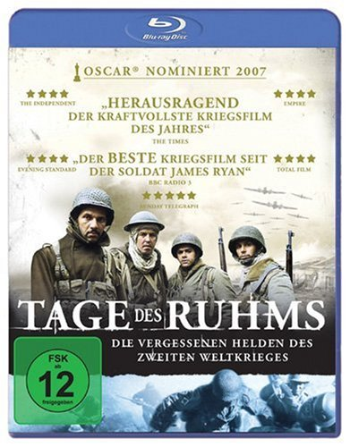 Tage des Ruhms [Blu-ray]