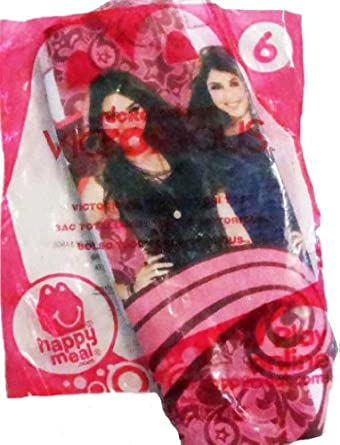 Amazon.com: Happy Meal Nickelodeon Victorious Totally Tori ... |Victorious Happy Meal Toy
