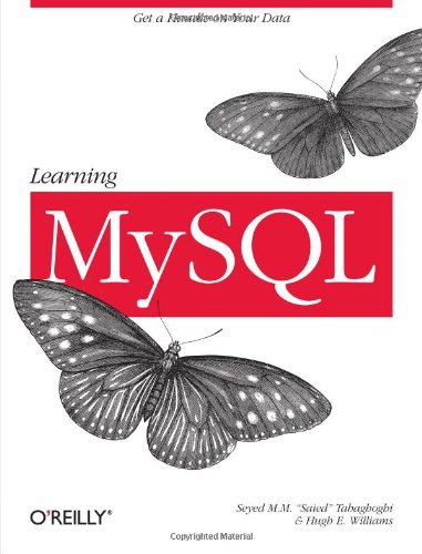 Learning MySQL