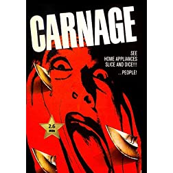 Carnage [VHS Retro Style] 1984