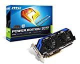 MSI NVIDIA GeForce GTX 670 OC 2GB GDDR5 2DVI/HDMI/DisplayPort PCI-Express Video Card N670 PE 2GD5/OC
