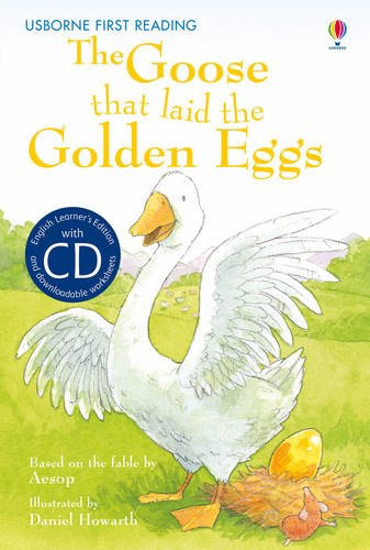 The goose that laid the golden eggs (English Language Learners)