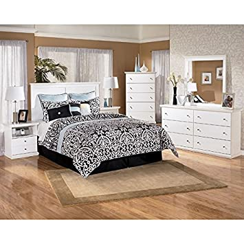 Bostwick Shoals Headboard Bedroom Set