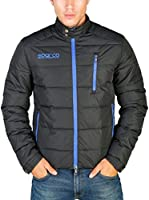Sparco Chaqueta Guateada Indy (Negro)