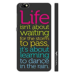 Huawei Honor 4X Optimism designer mobile hard shell case by Enthopia