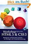 Workshop HTML5 & CSS3: Weblayouts pro...