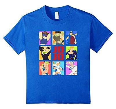 JoJo's Bizarre Adventure Funny T Shirt