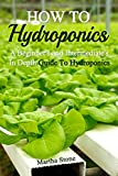 How To Hydroponics: A Beginner's and Intermediate's In Depth Guide To Hydroponics (hydroponic gardening, hydroponics garden, hydroponics 101) (English Edition)