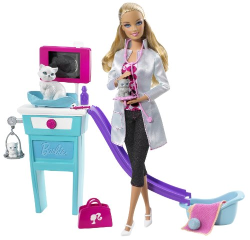 Barbie I Can Be Kitty Care Vet (Barbie I Can Be Vet compare prices)