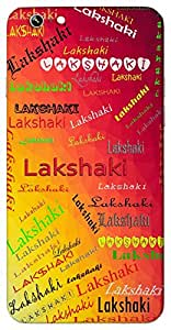 Lakshaki (Goddess sita) Name & Sign Printed All over customize & Personalized!! Protective back cover for your Smart Phone : Apple iPhone 6-Plus