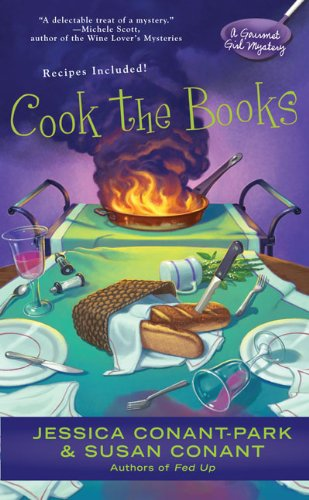 Image of Cook the Books (Gourmet Girl Mysteries)
