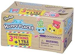 Happy Places 56193 3 Petkins  1 Tile Shopkins
