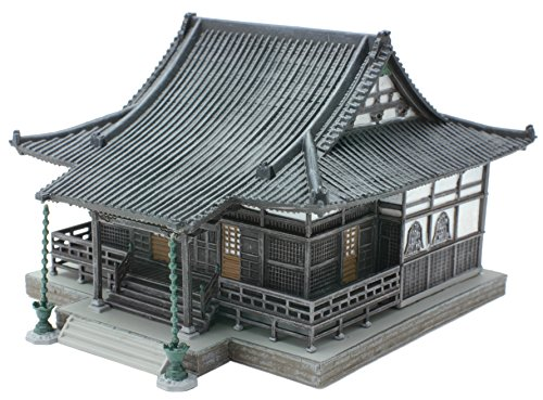 ジオコレ 建物コレクション 028-3 お寺A3 本堂