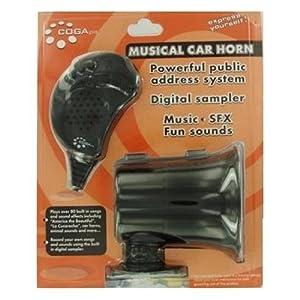 Musical Car Horn