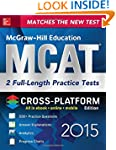 McGraw-Hill Education MCAT 2 Full-len...