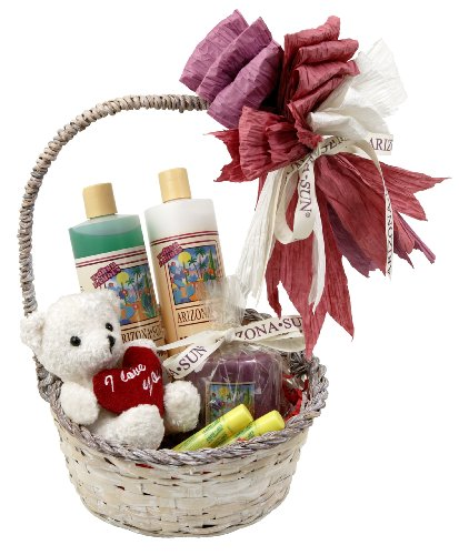 Arizona Sun Love Gift Basket - Say
