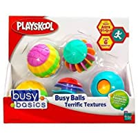 Playskool Busy Balls - Terrific Textures