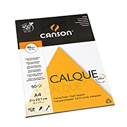 Canson Tracing Pads - A4