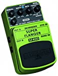 Behringer SF400 Super Flanger Ultimate Flanger Effects Pedal by Behringer USA