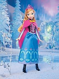 Mattel Disney Princess Y9958 - Die Eiskönigin Anna, Puppe
