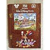 Walt Disney World Puzzle Set - 750 Piece ~ Disney
