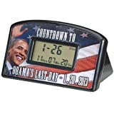 Count-Down To Obama's Last Day Clock