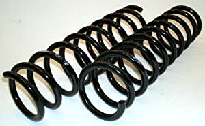 BMW (E39) REAR COIL SPRINGS (2) HEAVY DUTY (525i 528i 530i 540i) - SUPLEX 06067 33531093635