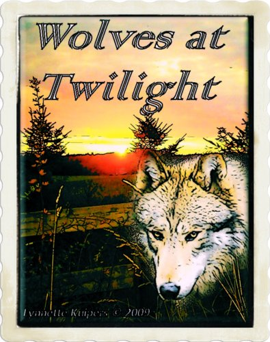 Wolves at Twilight (Full Color Version)