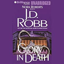 Glory in Death: In Death, Book 2 Audiobook by J. D. Robb Narrated by Susan Ericksen