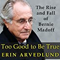 Too Good to Be True: The Rise and Fall of Bernie Madoff (       UNABRIDGED) by Erin Arvedlund Narrated by Karen White