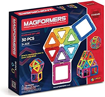 40% off select Magformer Magnetic Toys