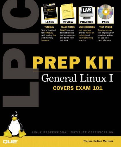 LPIC Prep Kit 101 General Linux I