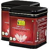 Healthbuddy Organic Yoga Special Green Tea 2 Packs Of 100 Gm Each