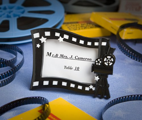 Hollywood Movie Themed Place Card-Photo Frame, 1
