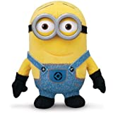 Kids Mandi (TM) 17 INCH Size 3D Eyes Minions Kids Toys Plush Doll With Teddy Bear Baby Toys Despicable Me Minion...