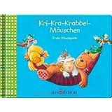 Kri-Kra-Krabbelmäuschen: Erste Kitzelspiele (Näschen-Reihe)