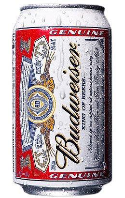 バドワイザー 350ML × 24缶
