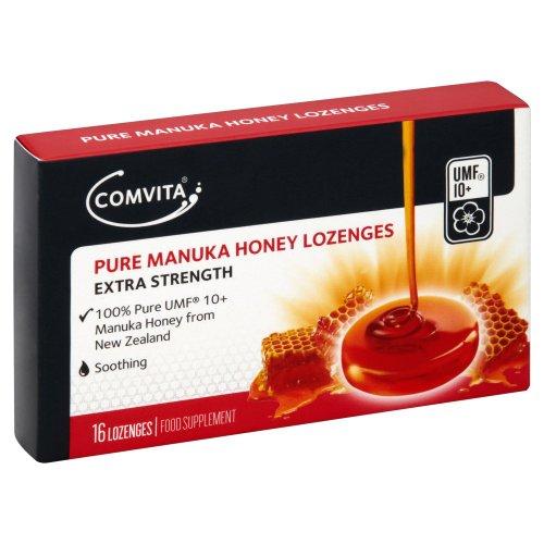 Comvita Pure Manuka UMF 10+ Honey Lozenges Pack of 8