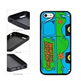 BleuReign(TM) The Mystery Machine Van TPU RUBBER SILICONE Phone Case Back Cover For Apple iPhone 5 5s and iPhone SE