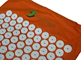 The Orange Shakti Yantra Mat (Original Tension) - Better than the original version, more Acupressure Points