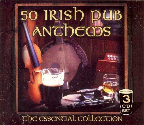 IRISH PUB ANTHEMS