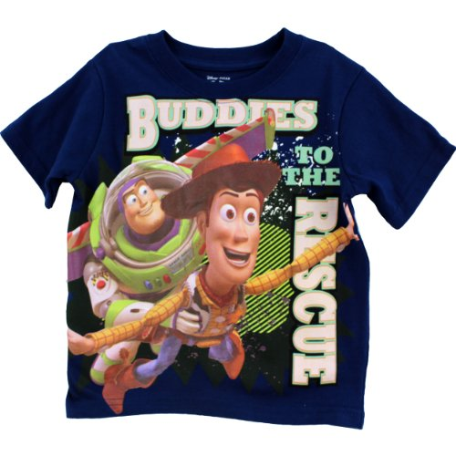 Toy Story Toddler Blue T-Shirt 7J6912