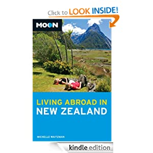 Moon Living Abroad in New Zealand Michelle Waitzman