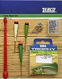 Zebco Trout Float Fishing Set - Multicoloured