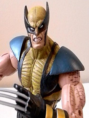 "1/6 Marvel Legends Icons WOLVERINE (Toy Biz) 12"" inch Review X-men action figure on Amazon Prime Video UK"