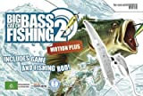 Big Catch Bass Fishing 2 With Rod Bundle (Wii)