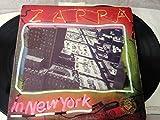 FRANK ZAPPA Zappa In New York vinyl GF 2 lp Discreet PROMO VG++ 1977