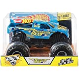 Hot Wheels Monster Jam Backwards Bob 1:24 Scale Truck